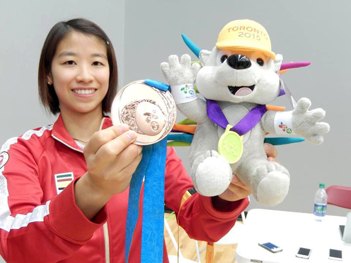 Badminton Is More Than Just A Sport Phyllis Chan Can Badminton Pan America